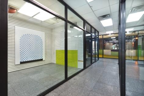 Raphaela Simon, Karo, Tramps and Michael Werner Gallery, 2017-2018, Installation Image 1