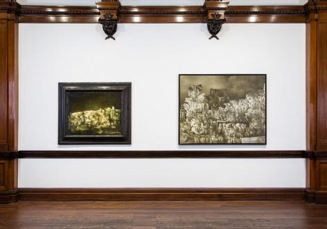 RICHARD OELZE 1900-1980 MAYFAIR, LONDON, Installation View 11
