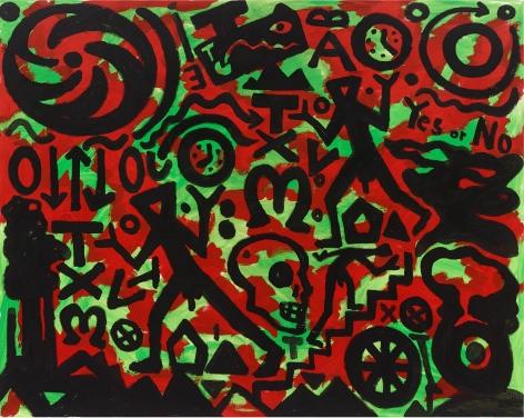 """System – Erwachen (System – Awakening)"", 2010"
