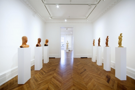 WILHELM LEHMBRUCK Sculpture and Works on Paper 21 March through 25 May 2013 MAYFAIR, LONDON, Installation View 18