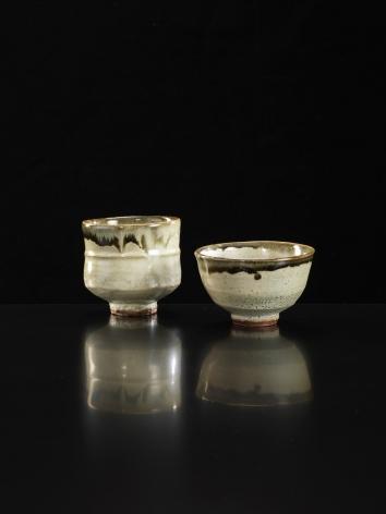 Shōji Hamada Tea Bowl, 1965