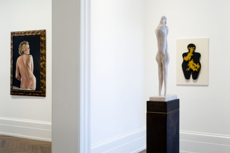 A GROUP EXHIBITION, Body Shop, London, 2015, Installation Image 6