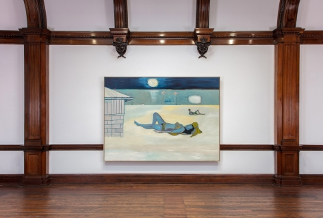 PETER DOIG Paintings 6 September through 16 November 2019 MAYFAIR, LONDON, Installation View 14