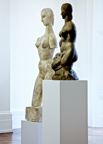 WILHELM LEHMBRUCK Sculpture and Works on Paper 21 March through 25 May 2013 MAYFAIR, LONDON, Installation View 7