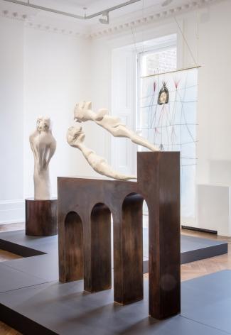 Enrico David, London, 2017, Installation Image 8
