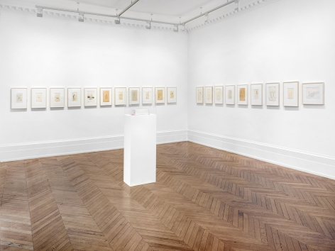 Sigmar Polke, Objects: Real and Imagined, London, 2020, Installation Image 7
