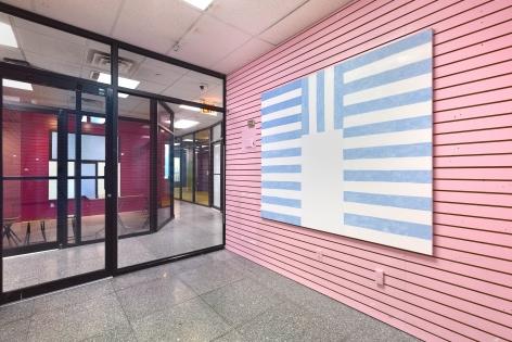 Raphaela Simon, Karo, Tramps and Michael Werner Gallery, 2017-2018, Installation Image 11