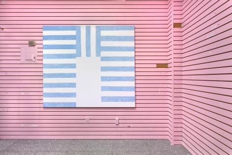Raphaela Simon, Karo, Tramps and Michael Werner Gallery, 2017-2018, Installation Image 10