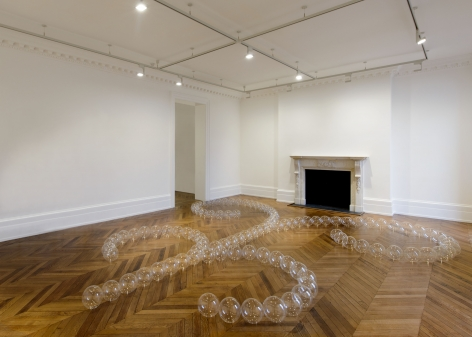 JAMES LEE BYARS Early Works and The Angel 17 January through 16 March 2013 MAYFAIR, LONDON, Installation View 1