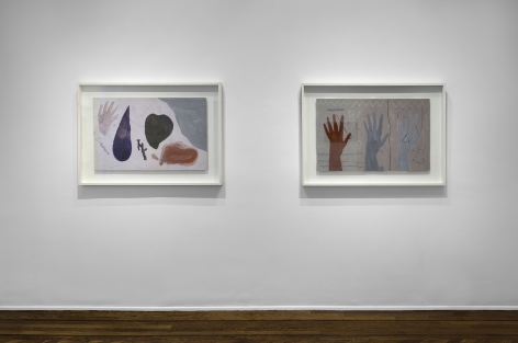 A.R. PENCK Early Works 9 June through 2 September 2016 UPPER EAST SIDE, NEW YORK, Installation View 11