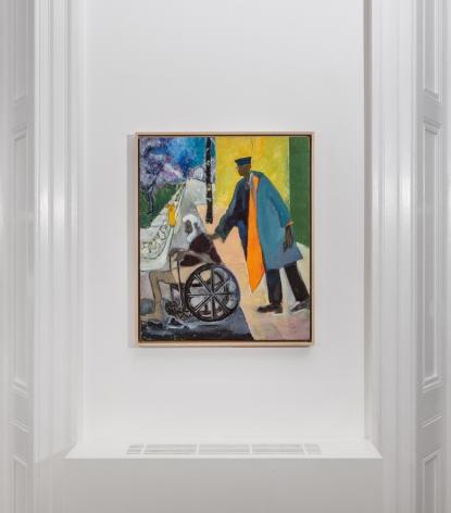 PETER DOIG Paintings 6 September through 16 November 2019 MAYFAIR, LONDON, Installation View 9