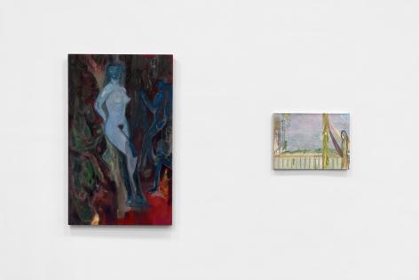 Peter Doig, New York, 2015, Installation Image 11
