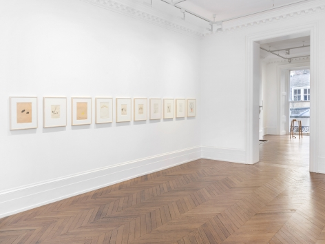 Sigmar Polke, Objects: Real and Imagined, London, 2020, Installation Image 1