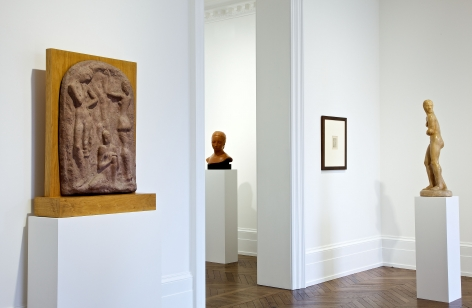 WILHELM LEHMBRUCK Sculpture and Works on Paper 21 March through 25 May 2013 MAYFAIR, LONDON, Installation View 14