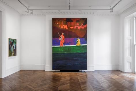 PETER DOIG Paintings 6 September through 16 November 2019 MAYFAIR, LONDON, Installation View 7