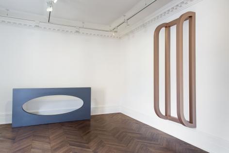 GIANNI PIACENTINO, WORKS 1965-2006, London, 2015, Installation Image 7