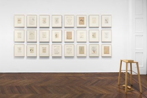 SIGMAR POLKE, Objects: Real and Imagined, 18 September - 16 November 2019 UPPER EAST SIDE, NEW YORK, Installation View 10