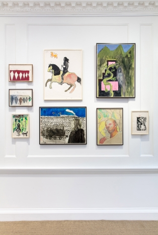 Peter Doig, London, 2017-2018, Installation Image 14