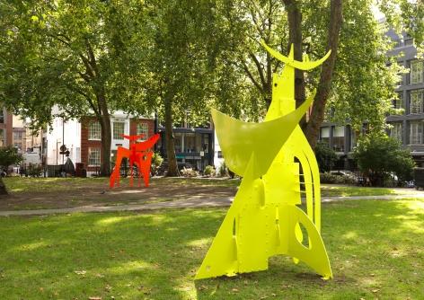 AARON CURRY MMNKTLPLKT 20 September through 18 October 2010, Installation View 3