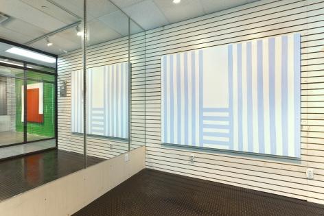 Raphaela Simon, Karo, Tramps and Michael Werner Gallery, 2017-2018, Installation Image 4