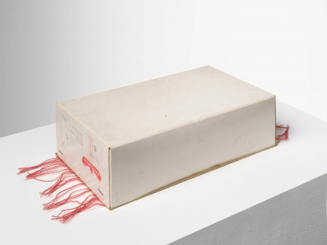 """""""Box with Fringes"""", 1970"""