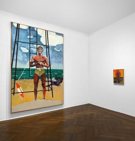 Peter Doig, New York, 2017, Installation Image 12