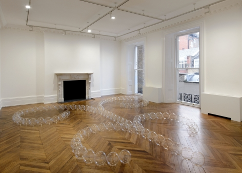 JAMES LEE BYARS Early Works and The Angel 17 January through 16 March 2013 MAYFAIR, LONDON, Installation View 2