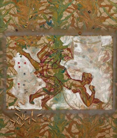 """Sigmar Polke """"Untitled"""", 1980-1981"""