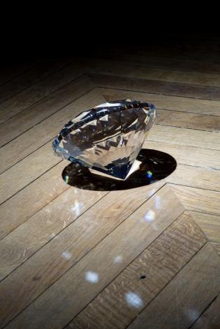 JAMES LEE BYARS, The Diamond Floor, London, 2015, Installation Image 14