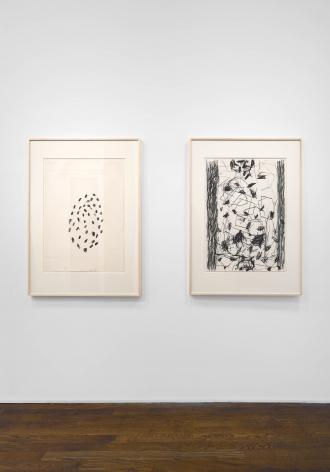 Georg Baselitz, 1977-1992, New York, 2017-2018, Installation Image 14