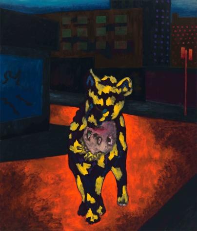 """Florian Krewer, """"Untitled"""", 2021"""