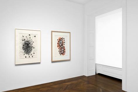 Georg Baselitz, 1977-1992, New York, 2017-2018, Installation Image 9