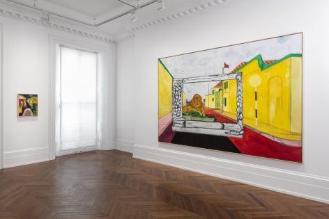 PETER DOIG Paintings 6 September through 16 November 2019 MAYFAIR, LONDON, Installation View 2