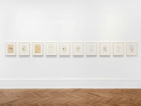 Sigmar Polke, Objects: Real and Imagined, London, 2020, Installation Image 2