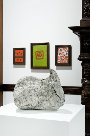 A.R. PENCK, Early Works, London, 2015, Installation Image 16