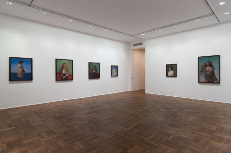 FÉLIX VALLOTTON Paintings 4 February through 10 April 2010 UPPER EAST SIDE, NEW YORK, Installation View 3