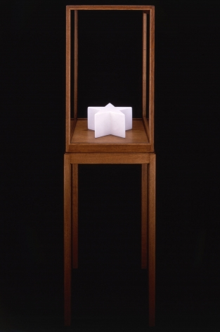 """""""The Star Book"""", 1990, Marble"""
