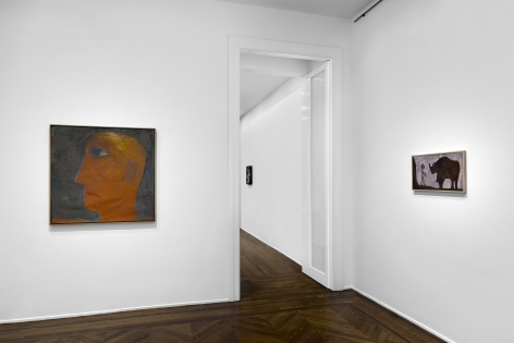 A.R. PENCK Early Works 9 June through 2 September 2016 UPPER EAST SIDE, NEW YORK, Installation View 13