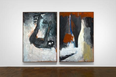 Georg Baselitz, 1977-1992, New York, 2017-2018, Installation Image 3