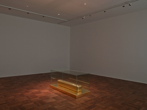 JAMES LEE BYARS, The Monument to Cleopatra, New York, 2012, Installation Image 2