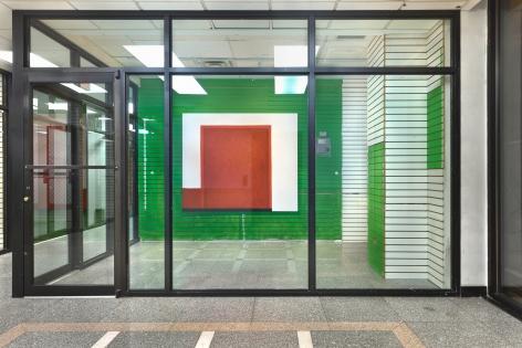 Raphaela Simon, Karo, Tramps and Michael Werner Gallery, 2017-2018, Installation Image 5