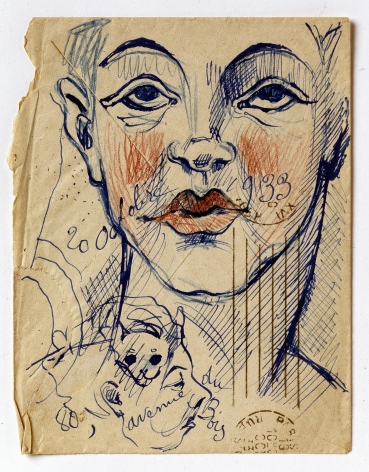 """Francis Picabia, """"Untitled"""", 1933"""