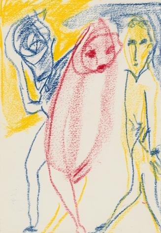 """Don Van Vliet, """"Untitled"""", 1985"""