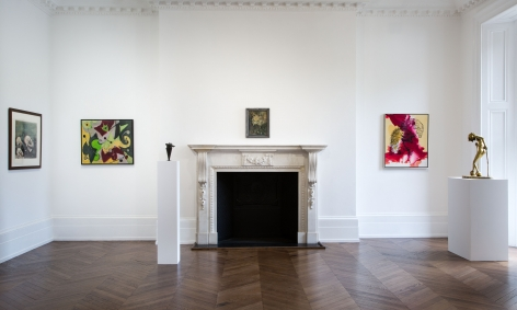 A GROUP EXHIBITION Flora, Fauna and Other Forms of Life 8 July through 17 September 2016 MAYFAIR, LONDON, Installation View 6