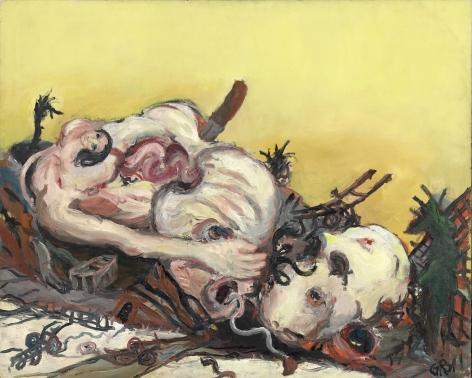 """""""Das Bild für die Väter (Painting for the Fathers)"""" 1965"""