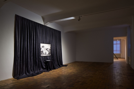 JAMES LEE BYARS, The Poetic Conceit and Other Works, Berlin, 2015, Installation Image 3