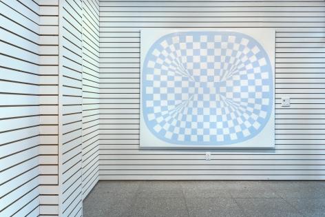 Raphaela Simon, Karo, Tramps and Michael Werner Gallery, 2017-2018, Installation Image 8