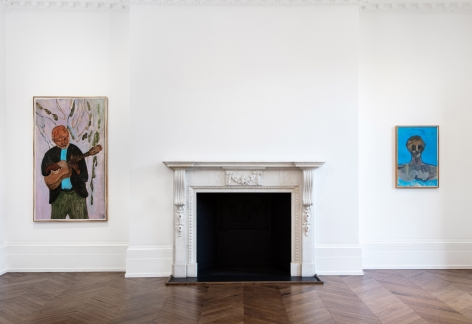 Peter Doig, London, 2017-2018, Installation Image 9