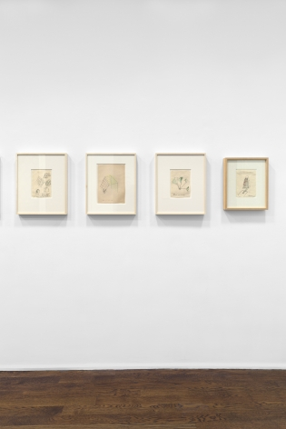 SIGMAR POLKE, Objects: Real and Imagined, 18 September - 16 November 2019 UPPER EAST SIDE, NEW YORK, Installation View 7