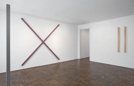 GIANNI PIACENTINO, WORKS 1965-2013, New York, 2015, Installation Image 1